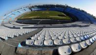 Según el gobierno, el Centenario no cumple con ninguna normativa de FIFA. Foto: F. Ponzetto