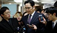 """Jay Y. Lee enfrenta el denominado """"juicio del siglo"""". Foto: Reuters"""