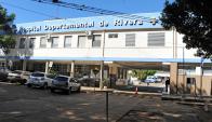 Mañana, el director del hospital, Andrés Toriani, dará una conferencia de prensa. Foto: Presidencia