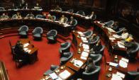El Plenario recibirá hoy el proyecto de Rendición de Cuentas aprobado por Diputados. Foto: F. Flores