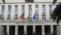 Teatro de la Ópera de Roma. Foto: Wikipedia