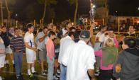 Tras un partido amateur, una discusión terminó en un asesinato. Foto: Ecos Regionales