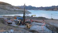 Hace una semana los dos mineros están atrapados. Foto: EFE