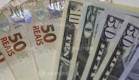 El real se valorizó 25% frente al dólar este año. Foto: Reuters