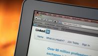 Linkedin. Foto. AFP