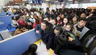 China: El país será la economía número uno en 2050. Foto: Reuters