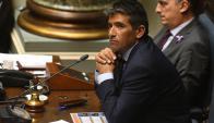 Raúl Sendic, vicepresidente de la República. Foto: Ariel Colmegna