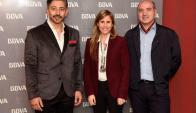 Daniel López, Catalina García Cummins,Juan Luis Tormo