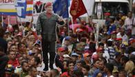 """""""Maduro ya no tiene que mostrarse ni ficticiamente como democrático"""". Foto: AFP"""