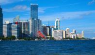 Miami: una vista de la ciudad estadounidense. Foto: Pixabay