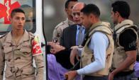 Hosni Mubarak. Foto: Reuters