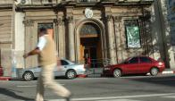 Paciente recibió el alta sin que se hicieran estudios. Foto: archivo El País