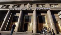 Ministerio de Economía de Argentina. Foto: Reuters