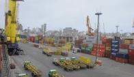 La Administración Nacional de Puertos llamará a tres licitaciones. Foto: A. Colmegna
