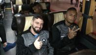 Foto: @BotafogoOficial.
