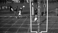 Inauguración de la Pista Oficial de Atletismo. Foto: Archivo El País