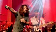 "Chris Cornell, ídolo ""grunge"". Foto: AFP"