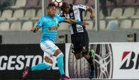 Sporting Cristal ante Santos