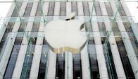 Servicios. Pese a la restricción, Apple tiene disponible en China su sistema de pagos electrónicos Apple Pay, entre otros. (Foto: AFP)