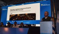 Convención: Durazno fue sede de la reunión nacionalista. Foto: V. Rodríguez