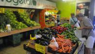 El alto precio de las verduras en mayo impulsó la inflación a 11%. Foto: A. Colmegna