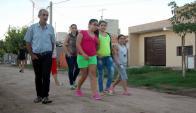 La familia siria refugiada en Argentina que quiere volver a su país. Foto: lavoz.com.ar