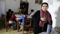 """Mabel Pereira es la """"tía"""" de una casa de Aldeas en Florida que está en la ciudad."""