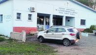Policlínica: el servicio médico de José Pedro Varela detectó el embarazo. Foto: N. Araújo