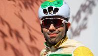 El líder. El brasileño Magno Prado sigue al frente de la clasificación general individual. Foto: Ana Laura Antúnez / FCU