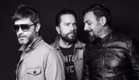 """""""Magnético"""" es el primer álbum del ahora trío chileno en siete años. Foto: Difusión"""