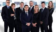Emiliano Cotelo y Martín Charquero las caras nuevas de Telemundo