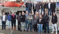 Staff. Parte del equipo de Rocketwerkz. (Foto: O Globo / GDA)