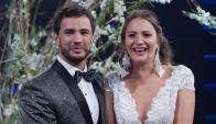 Paula y Facu ganaron y se casaron en Despedida de solteros