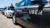 Uber. La empresa tecnológica de viajes compartidos, es uno de los clientes de dLocal. (Foto: AFP)