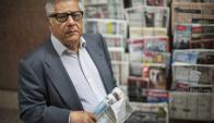 Sus libros sobre periodismo fueron fundamentales en varias generaciones. Foto: Difusión