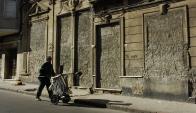 Fincas abandonadas: generan problemas sanitarios y de inseguridad. Foto: archivo El País