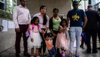 Las dos familias que alojaron a Snowden en 2013 piden asilo en Canadá tras el rechazo de Hong Kong. Foto: AFP.