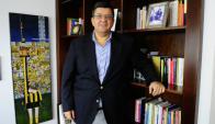 El abogado penalista Jorge Barrera (Foto: Francisco Flores)
