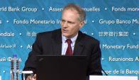 Alejandro Werner: dirige el apartamento de las Américas. Foto: FMI