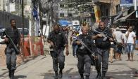 Río de Janeiro, una de las ciudades más inseguras de Brasil. Foto: Reuters