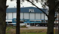 140 trabajadores de PUL fueron enviados al seguro de paro. Foto: Darwin Borrelli.