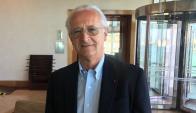 Louis Romanet. Dijo presente en Viña del Mar, Chile. Foto: El País