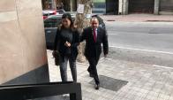 Julio Chirino fue llamado a Cancillería. Foto: Pablo Fernández