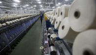 Industria: fue el sector de mayor inversión en diez meses. Foto: Reuters