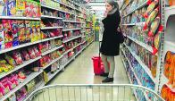 Marca: el 50% dejó de comprar la que consumía habitualmente. Foto: F. Ponzetto