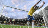 Humillación: Brasil goleado 7-1 por Alemania en la Copa 2014. Foto: EFE