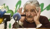 José Mujica. Foto: EFE