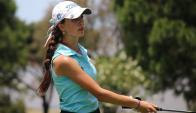 Foto: Golf en acción