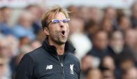 Jürgen Klopp debutó al mando de Liverpool. Foto: EFE