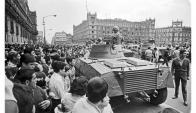 Tlatelolco, 1968